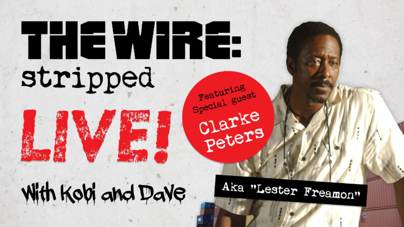 The Wire Stripped - Podcast