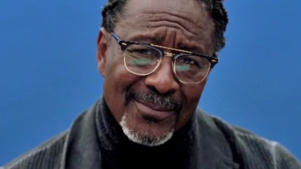Clarke Peters in Love Is...