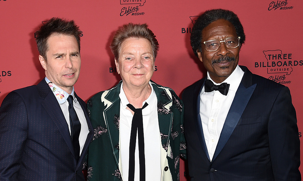 Clarke Peters - Three Billboards Outside Ebbing, Missouri