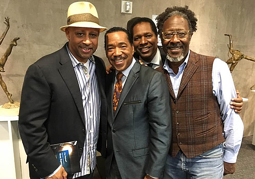 Clarke Peters - Five Guys Named Moe LA
